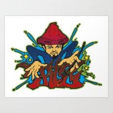 KTC by DOSE Art Print