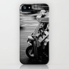 Tuk Tuk iPhone Case