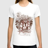 medieval T-shirts featuring Medieval warrior by Tshirt-Factory
