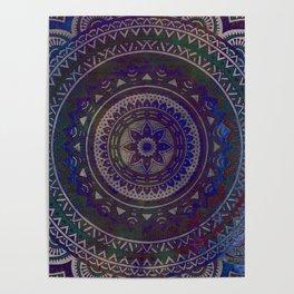 Spiritual Mandala Poster