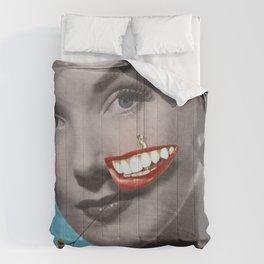 You make me smile... Comforters