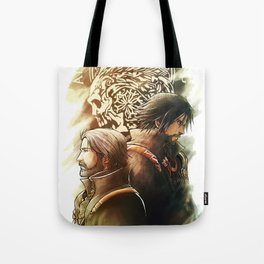 King and Prince ( Final fantasy XV ) Tote Bag