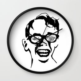 Oiling and lotioning, Wall Clock