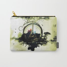 Paris Saint Germain Digital Artwork Carry-All Pouch