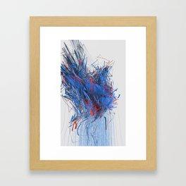 BRU-14/WIP-011 Framed Art Print