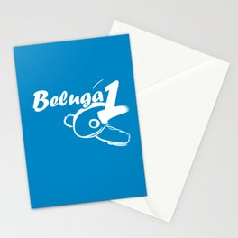Beluga 1 Stationery Cards