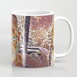 Crazy Max Artistic Illustration Retina Stones Style Coffee Mug