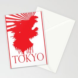 """Tokyo"" Stationery Cards"