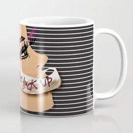 """Speak the Fuck Up"" Coffee Mug"