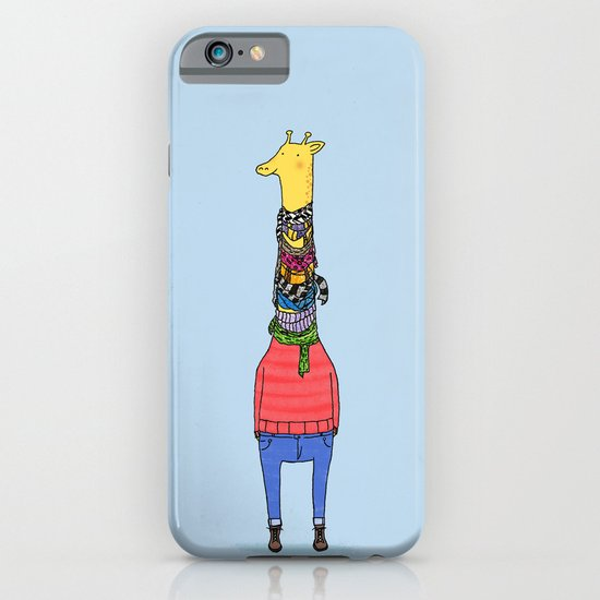 Scarf Lover iPhone & iPod Case