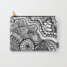 Doodle2 Carry-All Pouch
