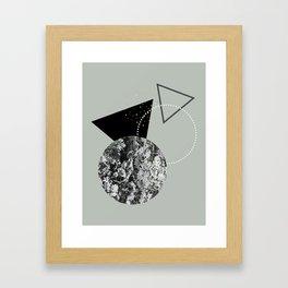 Cold Outside #society6 #decor #winter Framed Art Print