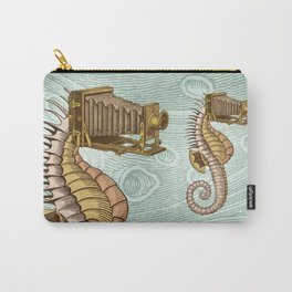 Hippocampus camerarum Carry-All Pouch