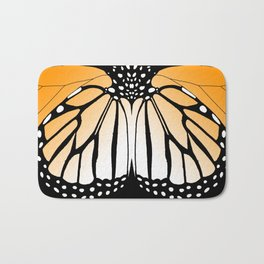 Butterfly Wing - Monarch Bath Mat