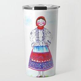 MARIA FROM AÇORES, PORTUGAL Travel Mug