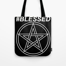 #BLESSED Tote Bag