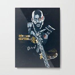 Deadshot, Suicide Squad Metal Print