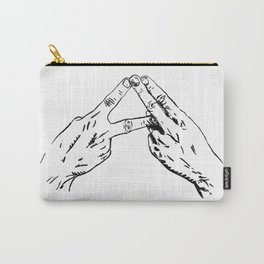 Alt-J Carry-All Pouch