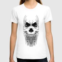 FULL FACE SKULL T-shirt