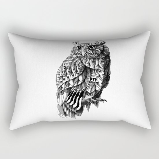 Owl 2.0 Rectangular Pillow
