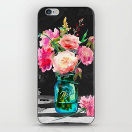 Color in the Dark iPhone Skin