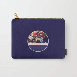 Dad & Children - A Woman Under the Influence Carry-All Pouch