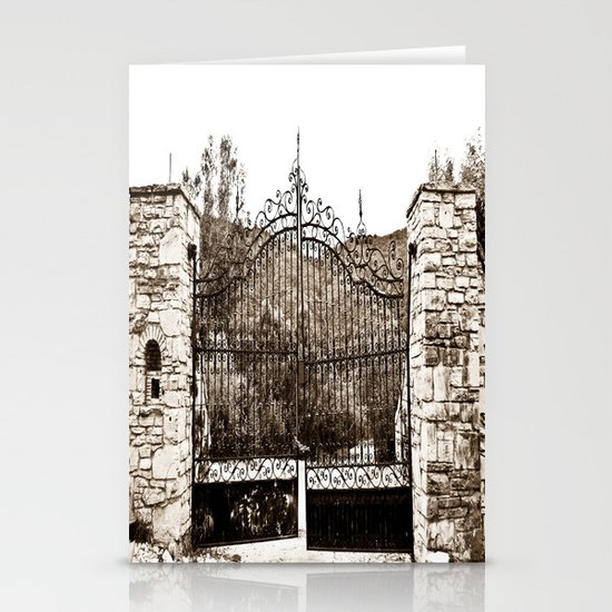 Old Gates Stationery Cards