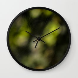 I Found It On The Web Wall Clock