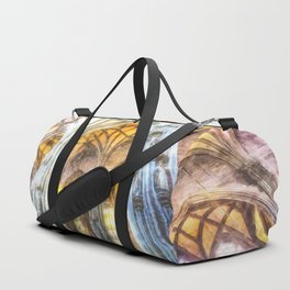 St Stephens Cathedral Vienna Art Duffle Bag