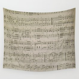 Menuetto Wall Tapestry