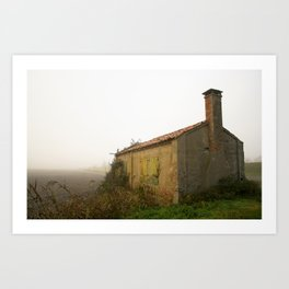 fog #4 Art Print
