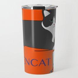 Ravencat Travel Mug