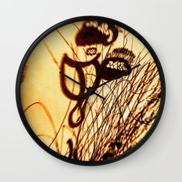 i can.t reme.mber last n.ite Wall Clock