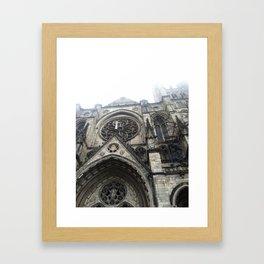 St. John of Divine Framed Art Print