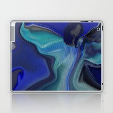 ANGEL OPENING HER WINGS TO YOU Laptop & iPad Skin