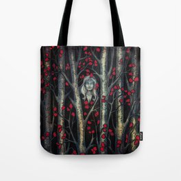 Night so Dark, Where are you? Tote Bag