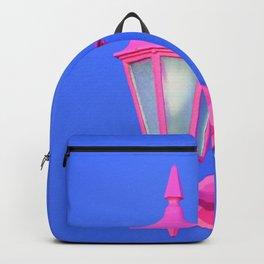 pink and blue #society6 #decor #buyart Backpack