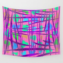 Abstract 90 PF Wall Tapestry