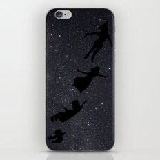 Peter Pan - Fly to Neverland  iPhone Skin