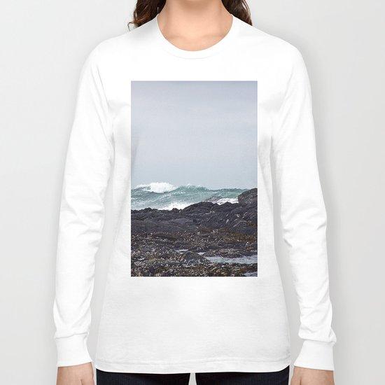 Late Winter Surf Long Sleeve T-shirt