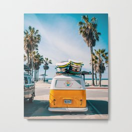 Los Angeles #society6 #decor #buyart Metal Print