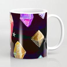 Crystals and Glitter Stars Mug