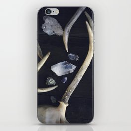 Stag & Stone iPhone Skin
