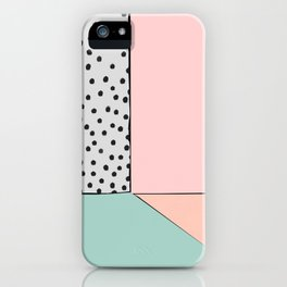 that's so 80's - Holly's home iPhone Case