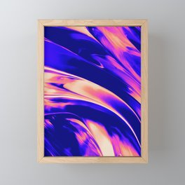 S.T.A.Y Framed Mini Art Print