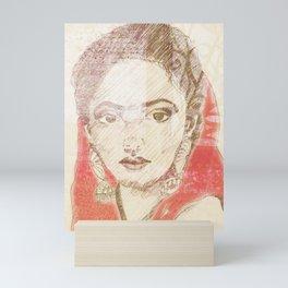 Sherazade Mini Art Print
