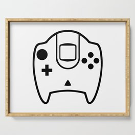 Dream Controller Video Game Gaming Serving Tray