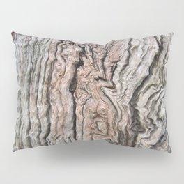 Dead Tree Trunk Texture v1 Pillow Sham