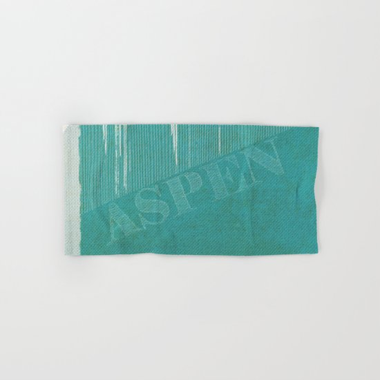 Aspen Hand & Bath Towel