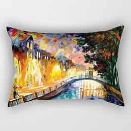 Tardis Bridge Rectangular Pillow